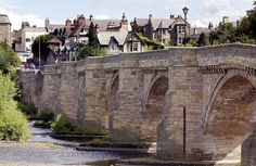 Corbridge Bridge, perfect for wedding photos before your reception at The Angel