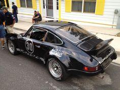 Vintage #Porsche Carrera at Elkhart Lake 2012
