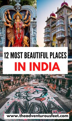 Planning to travel to India? Here are the best places to visit in North India from Delhi, Jaipur, Udaipur, Agra to Jodhpur. Travel Destinations In India, India Travel Guide, Europe Travel Tips, Places To Travel, North India, India India, Visit India, China Travel, Cool Places To Visit