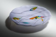 Carla Sarvis Glass - this has interesting possiblities