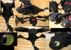 Toothless 5ft Plush take two by ~Monoyasha on deviantART
