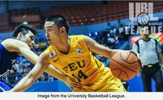 Heads-Up Battle: Ateneo Blue Eagles vs. FEU Tamaraws (The Pingoy Sweepstakes) - Sporty Guy