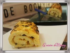 Omelette Roulée, Dinner, Cheese, Good Bye, Kitchens, Recipes