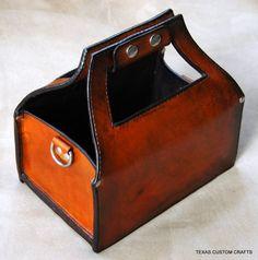 Leather Shotgun Shell Case ($50.00) - Svpply