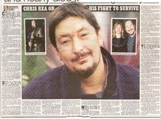 Amazing Music, Good Music, Chris Rea, Slide Guitar, Nothing To Fear, Middlesbrough, Singers, Entertaining, Musica