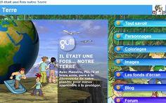 Le meilleur du web pour enfants: l'écologie - POTATI : Le 1er navigateur web pour enfants