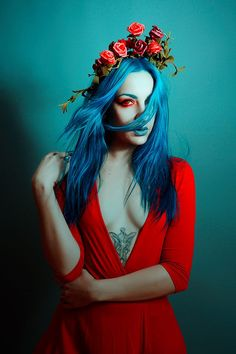 Goth Makeup & Fashion