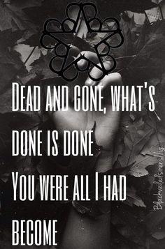 Black Veil Brides || Goodbye Agony