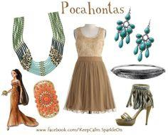 Spring/Summer 2014 Pocahontas Lia Sophia -  www.liasophia.com/daniellealchowiak