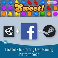 FACEBOOK IS STARTING OWN GAMING PLATFORM SOON #ANDROID #APPLE #APPS #DEVELOPERS #ENGINE #FACEBOOK #FEATURES #GAMING #IOS #MOBILE #OCULUS #PLATFORM #SOCIALMEDIA #STEAM #TECHNOLOGY #UNITY Read more: http://whizzyhub.com/facebook-is-starting-own-gaming-platform-soon/