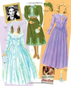 Joan Fontaine Paper Dolls: Marilyn Henry, Paper Dolls: 9781935223733: Amazon.com: Books