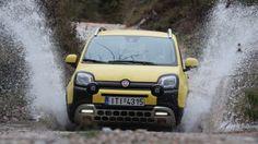 FIAT Panda 4x4 Cross 1.3 MTJ 95 PS MY2017 by drive.gr