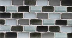 100% Recycled Glass Tile - modern - bathroom tile - san francisco - Fireclay Tile