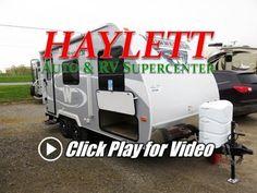 HaylettRV.com - 2017 Winnebago Micro Minnie 1706FB Ultralite Travel Trailer