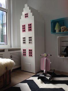 Kids room - Amsterdam closet