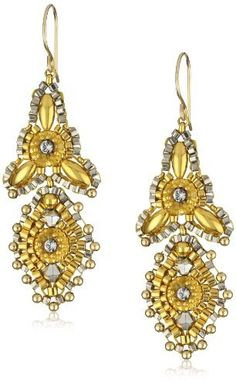 Miguel Ases Gold Beaded 14K Gold Filled Mini 3-Point Drop Earrings http://www.endless.com/Miguel-Ases-Beaded-3-Point-Earrings/dp/B0056DWWS4/ref=cm_sw_o_pt_dp