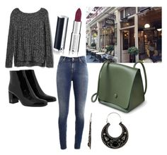 """""""coffee time"""" by bedzia on Polyvore featuring Gap, Barker, Supra, Yves Saint Laurent, Stephan & Co. and Givenchy"""