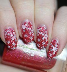 Mielenmaisemia - jouluista Nail Art, Nails, Beauty, Finger Nails, Ongles, Nail Arts, Beauty Illustration, Nail Art Designs, Nail
