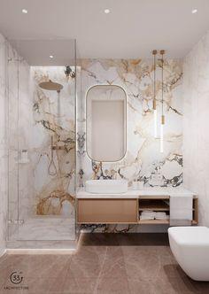 Washroom Design, Bathroom Design Luxury, Modern Bathroom Design, Room Design Bedroom, Home Room Design, Home Interior Design, Beautiful Small Bathrooms, Bathroom Design Inspiration, Classic Bathroom