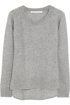 cashmere sweater / dvf