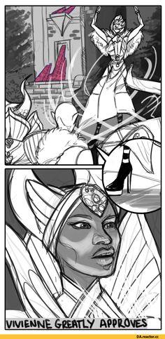 Вивьен,DA персонажи,Dragon Age,фэндомы,Корифей,DA комиксы