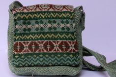 Tweed bag £40.00