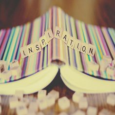 You're my ... inspiration.