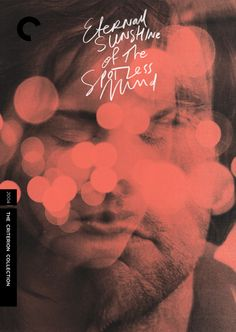 Eternal Sunshine of the Spotless Mind, directed by Michel Gondry / speculative Criterion cover by Heath Killen