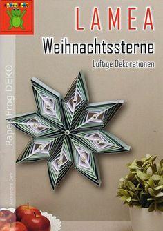 Anleitungsbuch für Lamea Weihnachtsstern                                                                                                                                                                                 Mehr