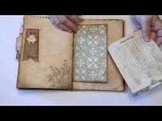 Single Signature Junk Journal - YouTube