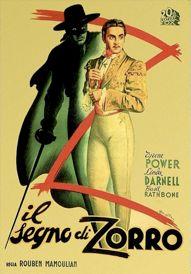 O Sinal de Zorro - edição italiana
