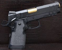 SV Infinity - Infinicoated Commander with Butler Cut and Compact grip - Close but in 10mm and a few other alterations