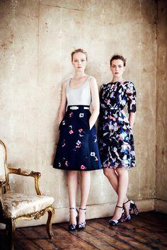 Erdem Resort 2013 Fashion Show
