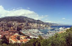 The great view to Monaco and Monte Carlo you can get from Prince's Palace of Monaco. It situated on the high mountain above the whole small country of Monaco . Do you love the view?