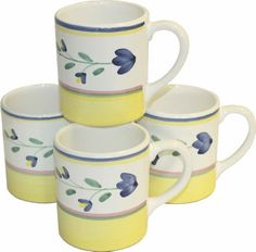 sc 1 st  Pinterest & Caleca Frutta 9-Piece Tea Set Servic... | Dishes u0026 More | Pinterest