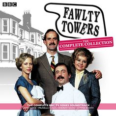 """Fawlty Towers"" Fawlty Towers: The Complete Collection at BBC Shop"