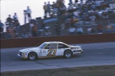 Tim Richmond's first ever Busch Series race IRP 1983