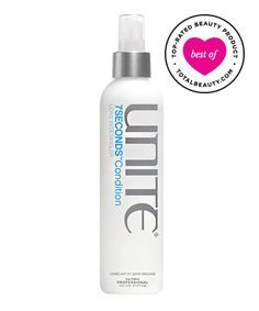 Best Leave-in Conditioner No. 1: UNITE 7Seconds Condition Leave In Detangler, $22, 8 Best Leave-in Conditioners for Hair - (Page 9)