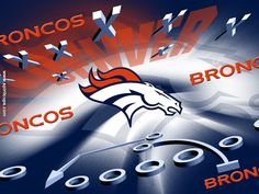 Free wallpaper of Denver broncos for IPad | Background of the day: Denver Broncos | Denver Broncos wallpapers
