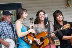 Heritage Day 2014 - Outta the Blue with the Holloway Sisters.  Visit us:  http://www.old-mill.com