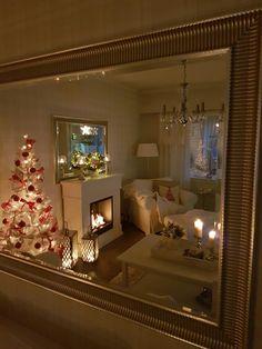 XMAS Sweet Home, Xmas, Home Decor, Decoration Home, House Beautiful, Room Decor, Christmas, Navidad, Noel