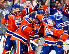 NHL Public Relations Verified account 21 minutes ago Connor McDavid and Zack Kassian each scored shorthanded goals as the EdmontonOilers evened their series. Connor Mcdavid, Ice Hockey Teams, Stanley Cup Playoffs, Western Conference, San Jose Sharks, Edmonton Oilers, National Hockey League, Winter Sports, Public Relations