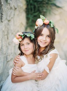 Siblings! http://www.stylemepretty.com/2015/06/19/the-most-adorable-flower-girls-ever/