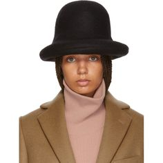 Shop from luxury labels, emerging designers and streetwear brands for both men and women. Gucci, Off-White, Acne Studios, and more. Love Hat, Streetwear Brands, Black Wool, Acne Studios, Wool Blend, Luxury Fashion, Stylists, Street Wear
