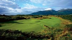 Royal County Down in Northern Ireland repeats in the Spot! via golfdigest (Lists top 100 golf courses in the world) Public Golf Courses, Best Golf Courses, Coeur D Alene Resort, Golf Holidays, Golf Course Reviews, Golf R, Golf Tips For Beginners, Golf Humor, Northern Ireland