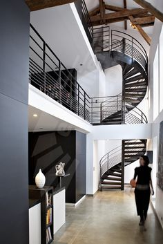 justthedesign:    Staircase Design ByEscaliers DécorsPhotography By Ludovic DI ORIO