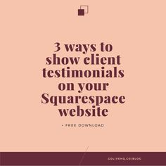 improve conversions with a clickable button in the squarespace