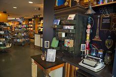 Exploratorium store Pier 15 by Shopworks Design, San Francisco