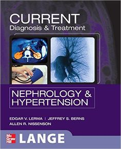 Diagnosis & Treatment Nephrology & Hypertension 1st Edition Pdf Download - Smtebooks.com