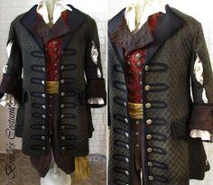 Barbossa Costume Version 3 - Brielle's Costume Wardrobe